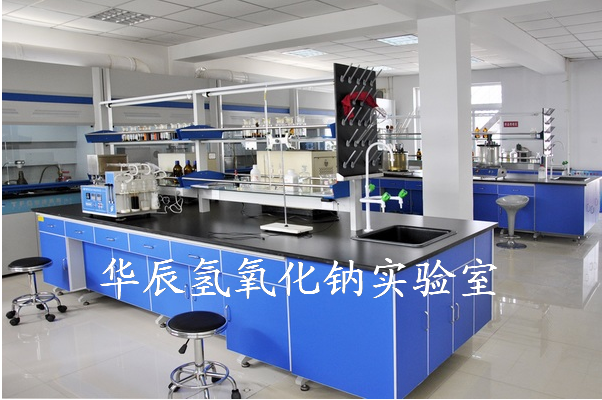 华辰氢氧化钠实验室